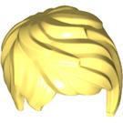 LEGO Bright Light Yellow Minifigure Hair (37823)