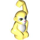 LEGO Bright Light Yellow Monkey (67775)