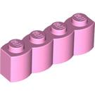 LEGO Bright Pink Brick 1 x 4 Log (30137)