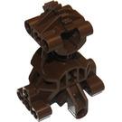 LEGO Brown Bionicle Toa Torso (32489)