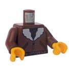 LEGO Brown Harry Cane Torso