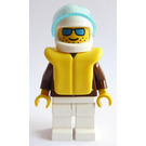 LEGO Brown Jacket Town Minifigure