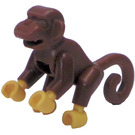 LEGO Brown Monkey with Yellow Hands (74499)
