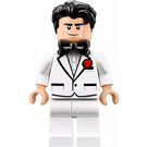 LEGO Bruce Wayne with White Suit - From Lego Batman Movie Minifigure