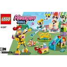 LEGO Bubbles Playground Showdown Set 41287 Instructions