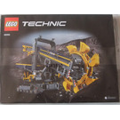 LEGO Bucket Wheel Excavator Set 42055 Instructions