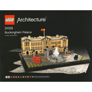 LEGO Buckingham Palace Set 21029 Instructions