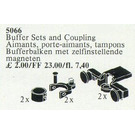 LEGO Buffer Sets and Couplings Set 5066
