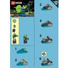 LEGO Bug Blaster Set 6903 Instructions