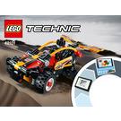 LEGO Buggy Set 42101 Instructions