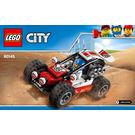 LEGO Buggy Set 60145 Instructions