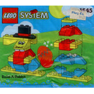 LEGO Build-A-Rabbit Set 1545