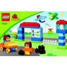 LEGO Build & Play Box Set 4629 Instructions