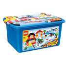 LEGO Build  Set (Blue Tub) 5573-1