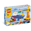 LEGO Build Your Own Harbor Set 6186 Packaging