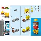 LEGO Builder Mario Power-Up Pack Set 71373 Instructions