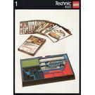 LEGO Building Cards - 1032 Set 1033
