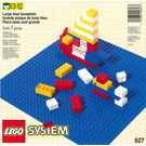 LEGO Building Plate, Blue Set 627