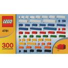 LEGO Bulk Set - 300 bricks 4781