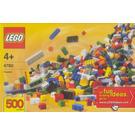 LEGO Bulk Set - 500 bricks 4780