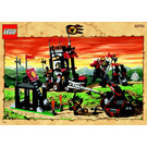 LEGO Bull's Attack Set 6096 Instructions
