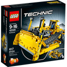 LEGO Bulldozer Set 42028 Packaging