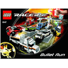 LEGO Bullet Run Set 8147 Instructions