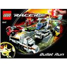 LEGO Bullet Run Set 8147 Instructions