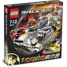 LEGO Bullet Run Set 8147 Packaging
