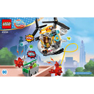 LEGO Bumblebee Helicopter Set 41234 Instructions