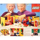 LEGO Bungalow Set 232-1