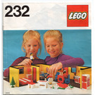 LEGO Bungalow Set 232 Instructions