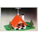 LEGO Bungalow Set 344-1
