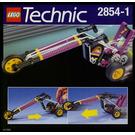 LEGO Bungee Chopper Set 2854