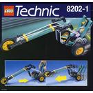 LEGO Bungee Chopper Set 8202