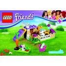 LEGO Bunny & Babies Set 41087 Instructions
