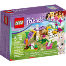 LEGO Bunny & Babies Set 41087 Packaging