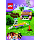 LEGO Bunny's Hutch Set 41022 Instructions