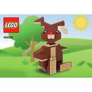 LEGO Bunny Set 40005 Instructions