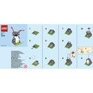 LEGO Bunny Set 40210 Instructions