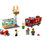 LEGO Burger Bar Fire Rescue Set 60214
