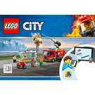 LEGO Burger Bar Fire Rescue Set 60214 Instructions