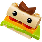 LEGO Burger Person Minifigure
