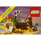 LEGO Buried Treasure Set 6235