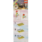 LEGO Buried Treasure Set 6235 Instructions