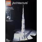 LEGO Burj Khalifa Set 21055