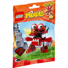 LEGO Burnard Set 41532 Packaging
