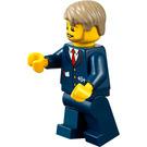 LEGO Bus Driver Minifigure