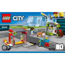 LEGO Bus Station Set 60154 Instructions