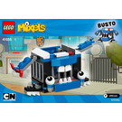 LEGO Busto Set 41555 Instructions